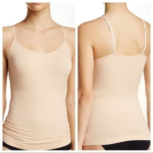 YUMMIE Heather Thompson Seamless Shaping Camisole